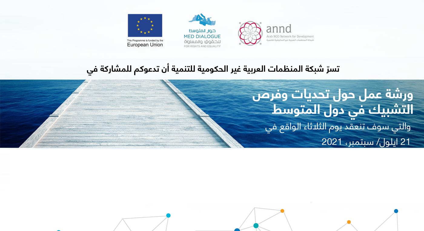 دعوة:  تحديات وفرص التشبيك في دول المتوسط