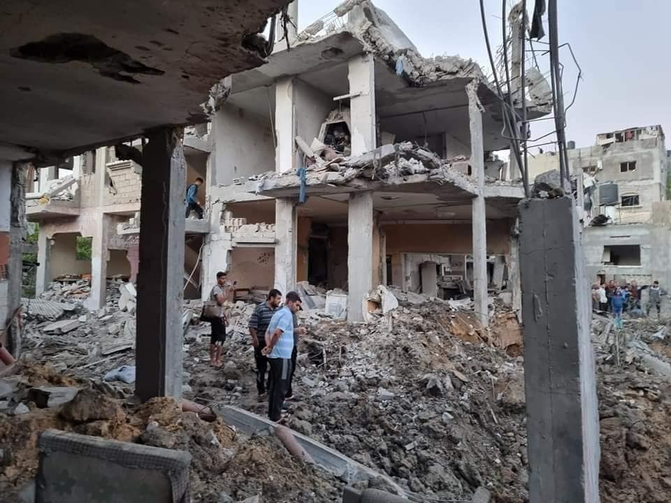 Update about the situation in Gaza from Palestinian Medical Relief Society