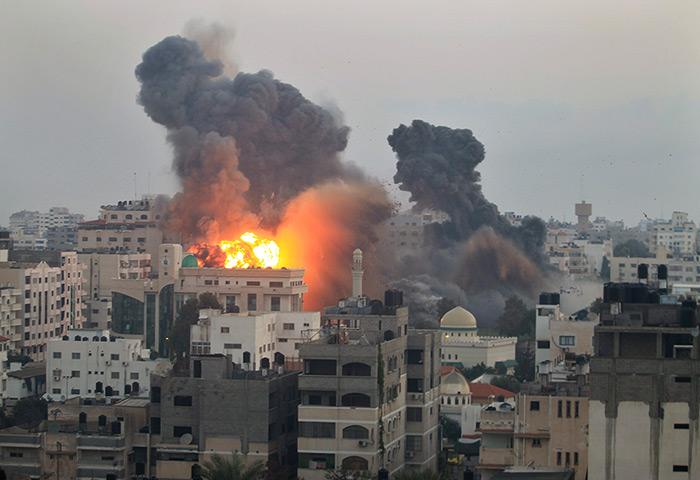 شبكة المنظمات العربية غير الحكومية للتنمية تدعو المجتمع الدولي والعربي الى التحرك الفوري لوقف الابادة الجماعية في غزة