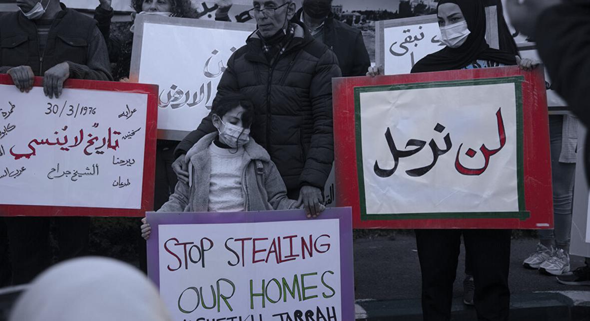 بيان مشترك بشأن القدس، حي الشيخ جراح، وقطاع غزة