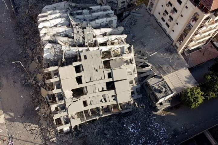 Palestinian Centre for Human Rights report on recent situation in Gaza