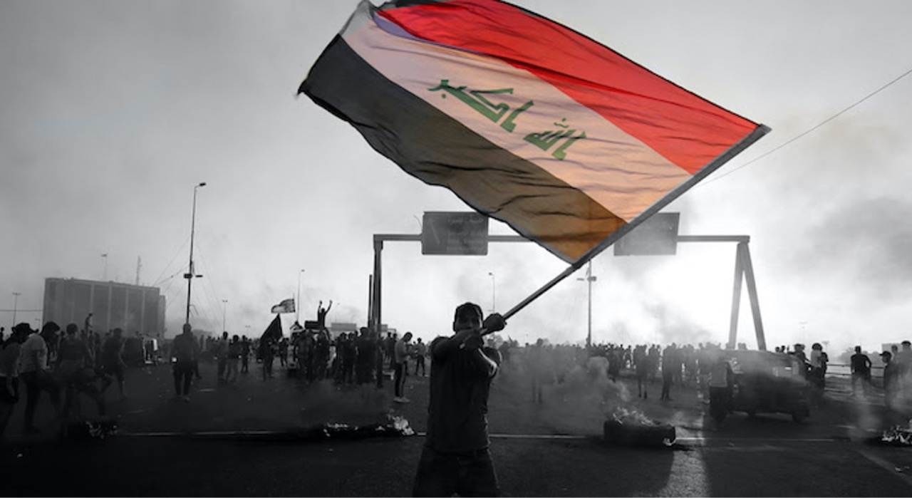 Protests in Iraq: Wide and Diverse Cultural, Geographic, and Gender Participation.